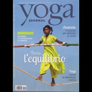 Yoga Journal - n. 147 - mensile - novembre 2020