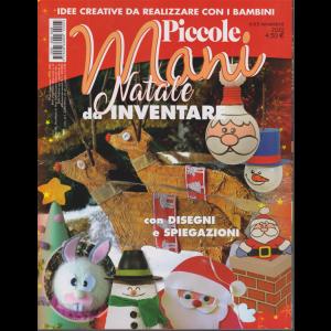 Piccole Mani - Natale da Inventare - n. 63 - novembre 2020 - bimestrale