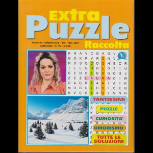 Extra Puzzle - Raccolta - n. 173 - bimestrale - dicembre - gennaio 2021 -