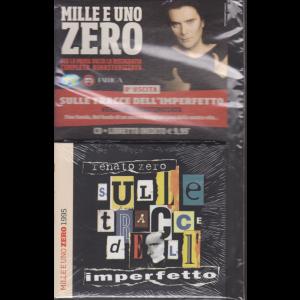 Cd musicali di Sorrisi n. 8 - settimanale - Mille e uno Zero - cd + libretto inedito - Sulle tracce dell'imperfetto