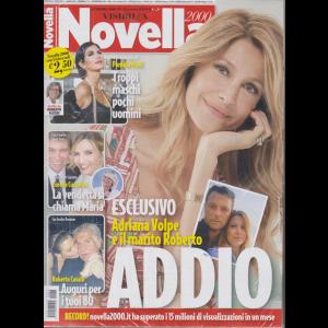 Novella 2000 + Visto - n. 47 - settimanale - 12 novembre 2020 - 2 riviste