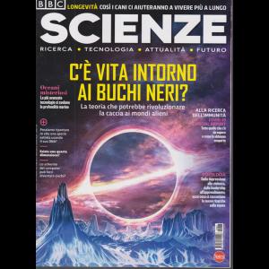 Scienze - n. 83 - bimestrale - novembre - dicembre 2020 -