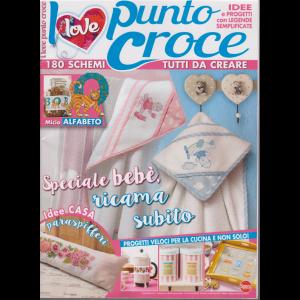 I Love Punto Croce -n. 4 - bimestrale - dicembre - gennaio 2020