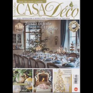 Casa Deco' - n. 4 - bimestrale - novembre - dicembre 2020