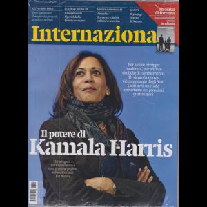 Internazionale - + Supplemento Speciale - La vittoria di Biden - n. 1384 - 13/19 novembre 2020 - settimanale - 2 riviste