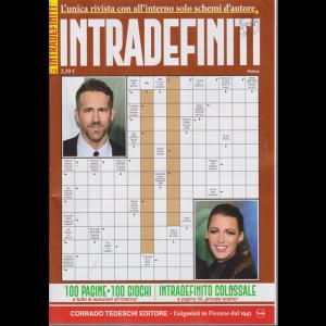 Interdefiniti - n. 19 - bimestrale - dicembre - gennaio 2021 - 100 pagine - 100 giochi