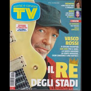 Sorrisi E Canzoni Tv - n. 16 - 23 aprile 2019 - settimanale