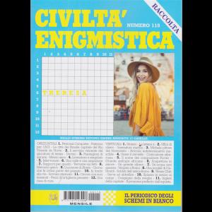 Raccolta Civiltà enigmistica - n. 115 - mensile - novembre 2020