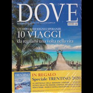 Dove + in regalo Speciale Trentino 2020 - n. 12 - mensile - dicembre 2020 - 2 riviste