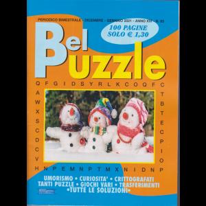 Bel Puzzle - n. 93 - bimestrale - dicembre - gennaio 2021 - 100 pagine