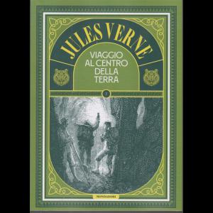 Jules Verne - Viaggio al centro della terra - n. 62 - 17/11/2020 - settimanale -
