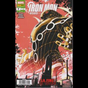 Iron Man 2020 - n. 89 - La fine di tutto! - mensile - 12 novembre 2020 -