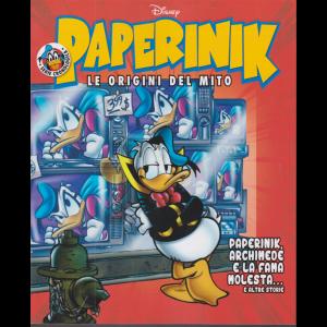 Paperinik - Paperinik, Archimede e la fama molesta....e altre storie - n. 64 - settimanale -
