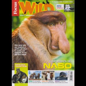 Focus Wild - n. 113  - dicembre 2020