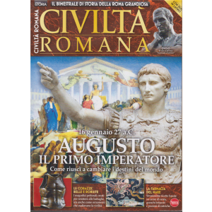 Civilta' Romana Extra - n. 9 - bimestrale - novembre - dicembre 2020 -