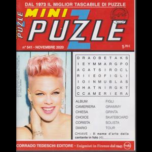 Minipuzzle - n. 541 - novembre 2020 - mensile
