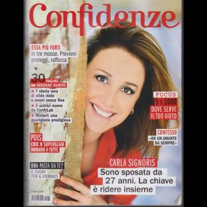 Confidenze - n. 18 - 23 aprile 2019 - settimanale