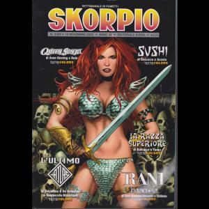 Skorpio - n. 2280 - 12 novembre 2020 - settimanale di fumetti