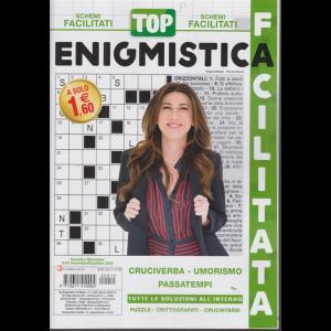 Top Enigmistica Facilitata - n. 15 - bimestrale - novembre - dicembre 2020