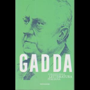 I grandi della letteratura italiana - Gadda - n. 29 - settimanale - 10/11/2020