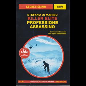 Segretissimo extra - Killer Elite - Professione assassino - Stefano DI Marino- n. 17 - novembre - dicembre 2020 -