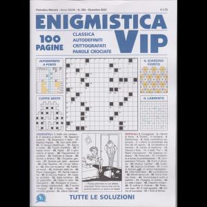Enigmistica Vip - n. 390 - mensile - dicembre 2020 - 100 pagine