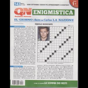 Enigmistica - n. 143 - 23/11/2020 - settimanale