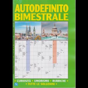 Autodefinito Bimestrale - n. 42 - bimestrale - dicembre - gennaio 2021 -