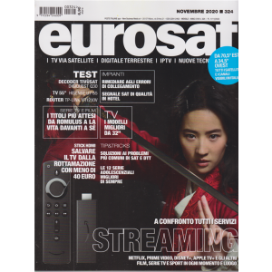 Eurosat - n. 324 - novembre 2020 - mensile