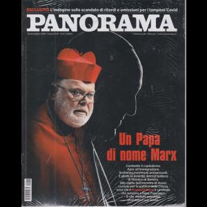 Panorama - Un Papa di nome Marx - n. 47 - 18 novembre 2020 - settimanale