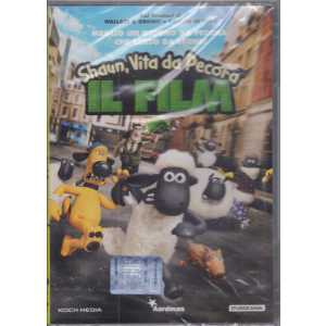 I Dvd di Sorrisi 5 - Shaun vita da pecora - n. 12 - 17/11/2020 - settimanale -