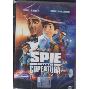 I Dvd Kids di Sorrisi - n. 22 -Spie sotto copertura -  settimanale - 17/11/2020