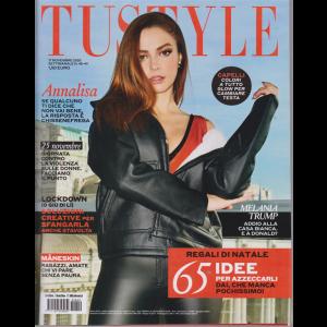 Tu Style - n. 49 - 17 novembre 2020 - settimanale -