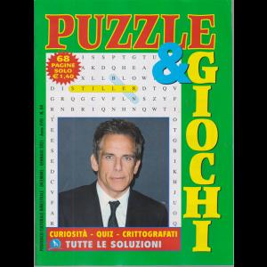 Puzzle  & Giochi - n. 84 - bimestrale - dicembre - gennaio 2021 - 68 pagine