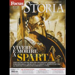 Focus Storia - n. 170 - dicembre 2020 - mensile