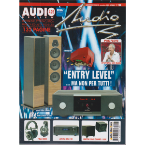 Audio Review - n. 425 - novembre 2020 - mensile - 132 pagine