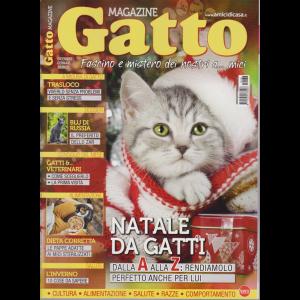 Gatto Magazine - n. 136 - dicembre - gennaio 2021 - mensile