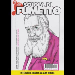 Scuola di Fumetto - n. 116 - trimestrale - 15/11/2020 -