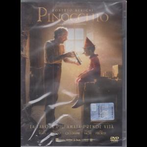 I Dvd Fiction di Sorrisi 2 - n. 1 - Pinocchio - Roberto Benigni - 17/11/2020 - settimanale