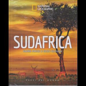 National Geographic - Sudafrica - Grandi parchi e coste selvagge - n. 10 - 6/11/2020 - settimanale - copertina rigida