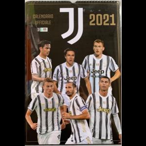Calendario Ufficiale 2021 Juventus - cm. 29 x 41.5