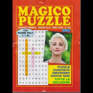 Magico puzzle - n. 300 - mensile - maggio 2019 - 100 pagine