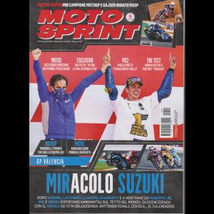 Motosprint - n. 46 - 17/23 novembre 2020 - settimanale