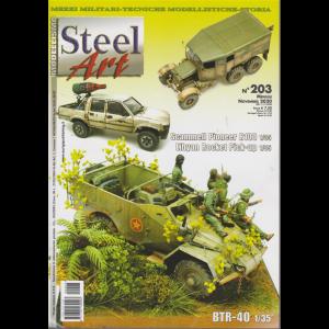 Steel Art - n. 203 - mensile - novembre 2020 -