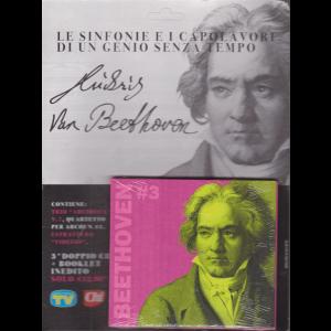 Cd Musicali di Sorrisi n. 2 - Ludwig Van Bethoven - 17/11/2020 - settimanale