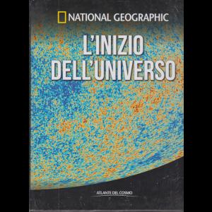 National Geographic - L'inizio dell'universo - n. 5 - settimanale - 13/11/2020 - copertina rigida