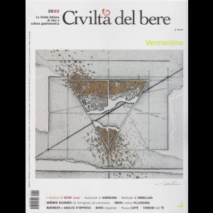 Civilta'  del bere - n. 12 - trimestrale - ott/nov/dic/2020 -
