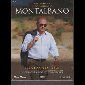 Luca Zingaretti in Il commissario Montalbano - Una lama di luce - n. 32 - 17/11/2020 - settimanale