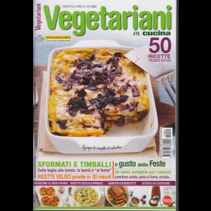 Vegetariani In Cucina - n. 93 - bimestrale - dicembre - gennaio 2021 -