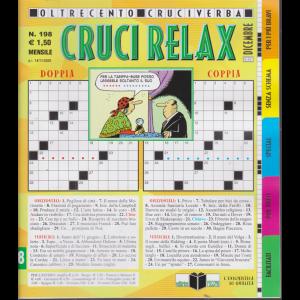 Cruci Relax - n. 198 - mensile - 14/11/2020